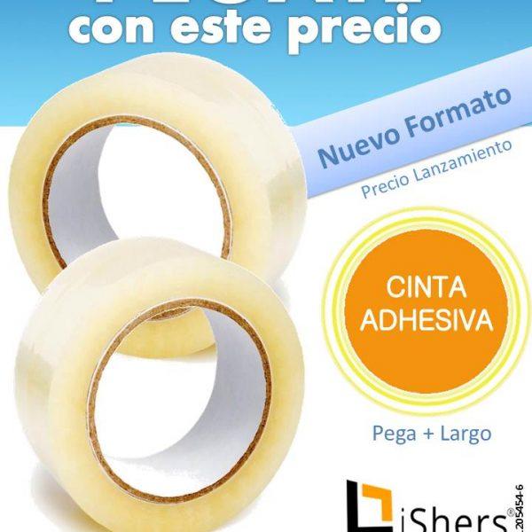 Cinta Adhesiva Transparente Promocion