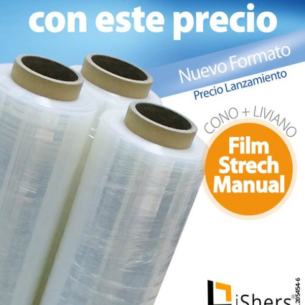 film stretch promocion